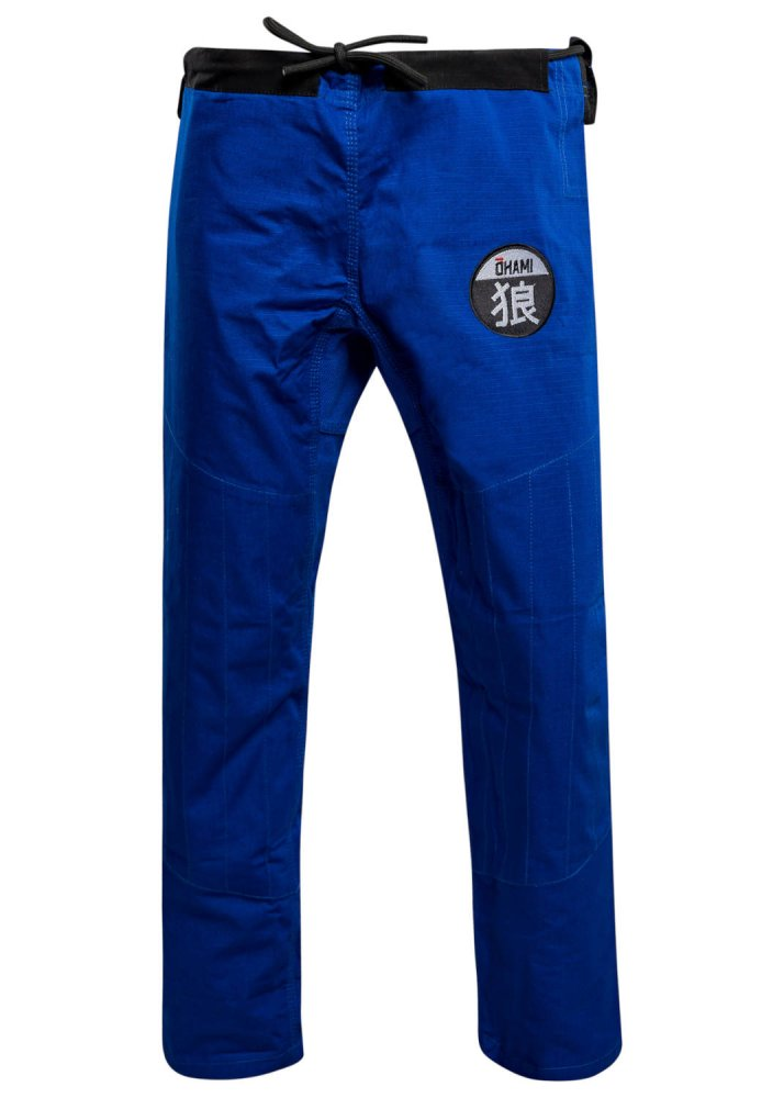 Okami Gi Pants blue
