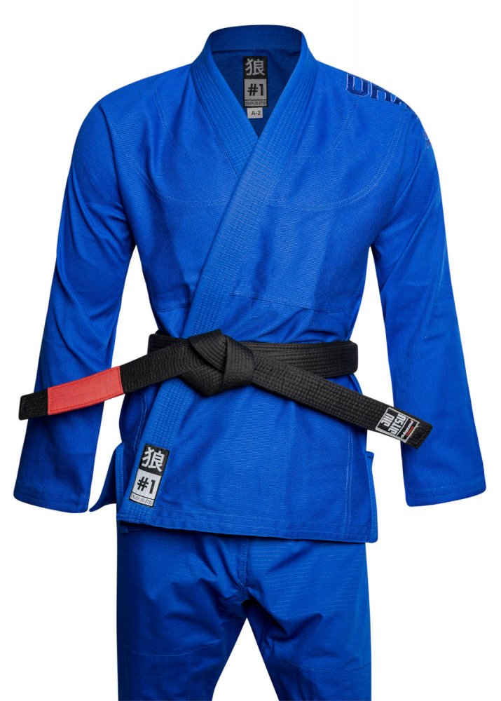 okami BJJ Gi Set Spirit - blue