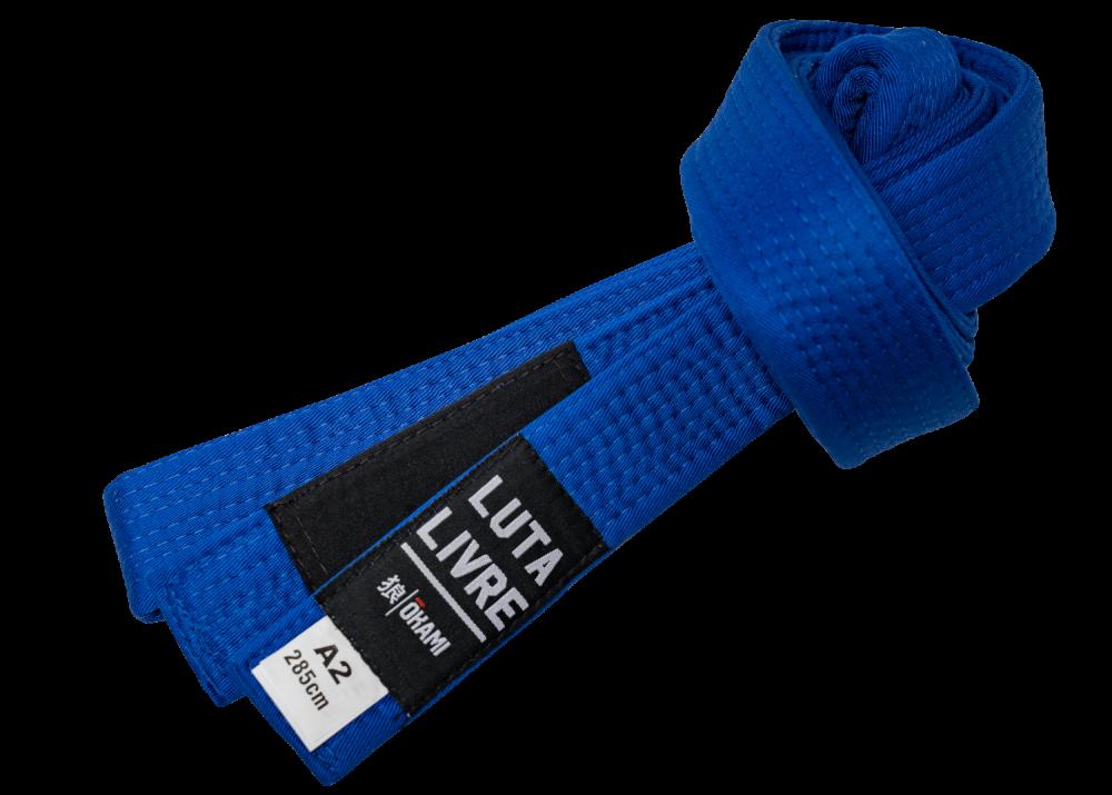 Okami Luta Livre Belt - blue