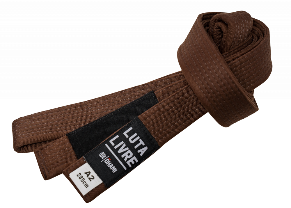 Okami Luta Livre Belt - brown
