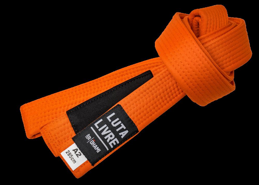Okami Luta Livre Belt - orange