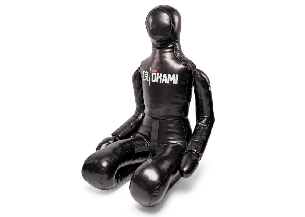 okami fightgear Grappling Dummy Pro