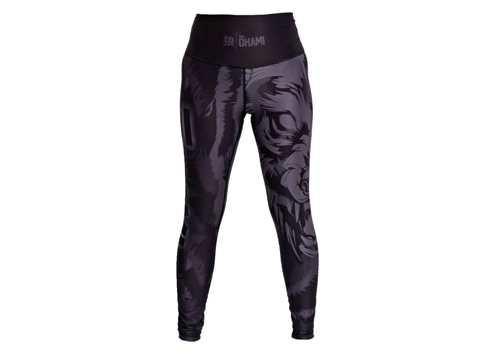 Okami fightgear Ladies Spats Wilderness