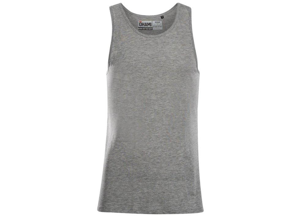 Okami Tank Top heather grey