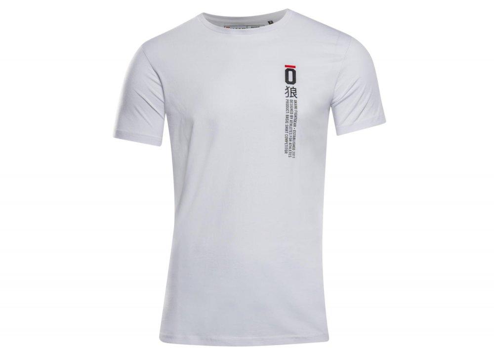 Okami T-Shirt Competition Basic - white