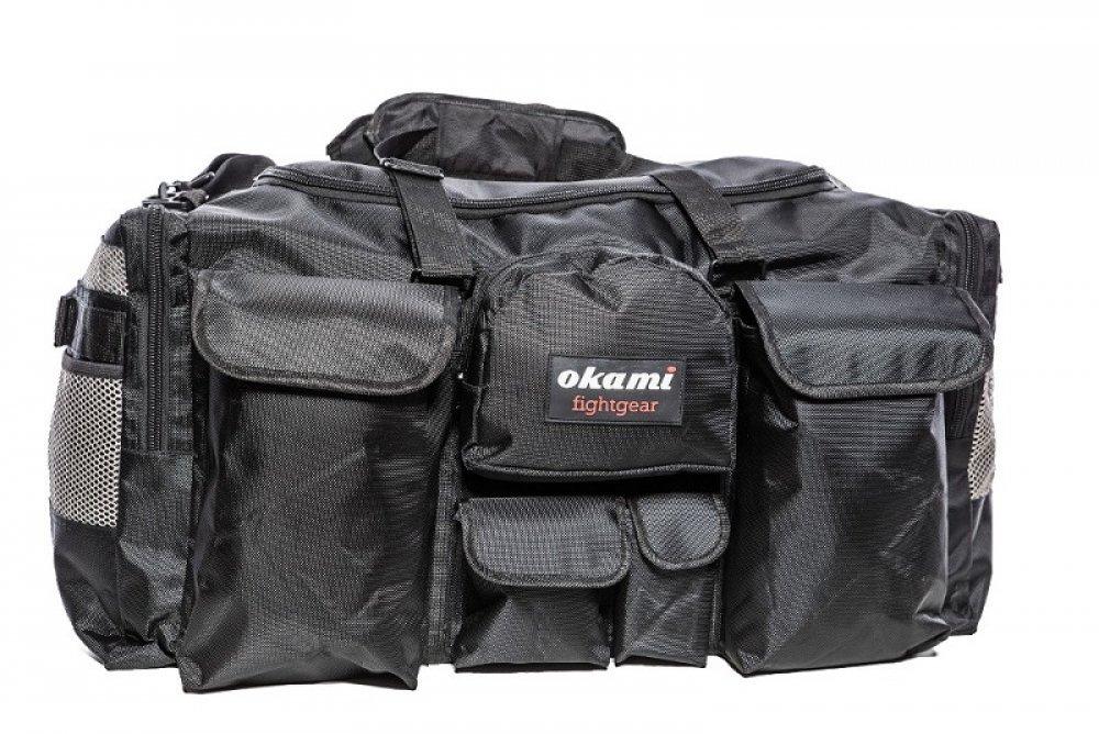 Okami fightgear Martial Arts Training Bag 2.0