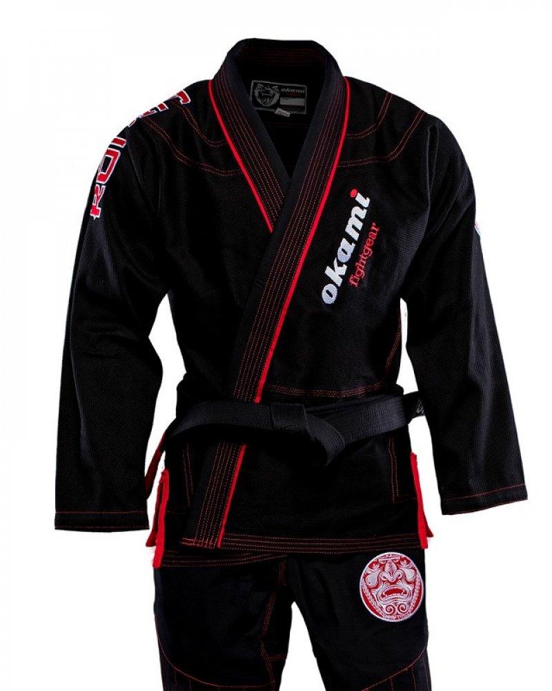 SALE Okami fightgear Ronin black