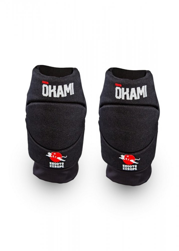 okami fightgear MMA Hi Pro Knee Pad