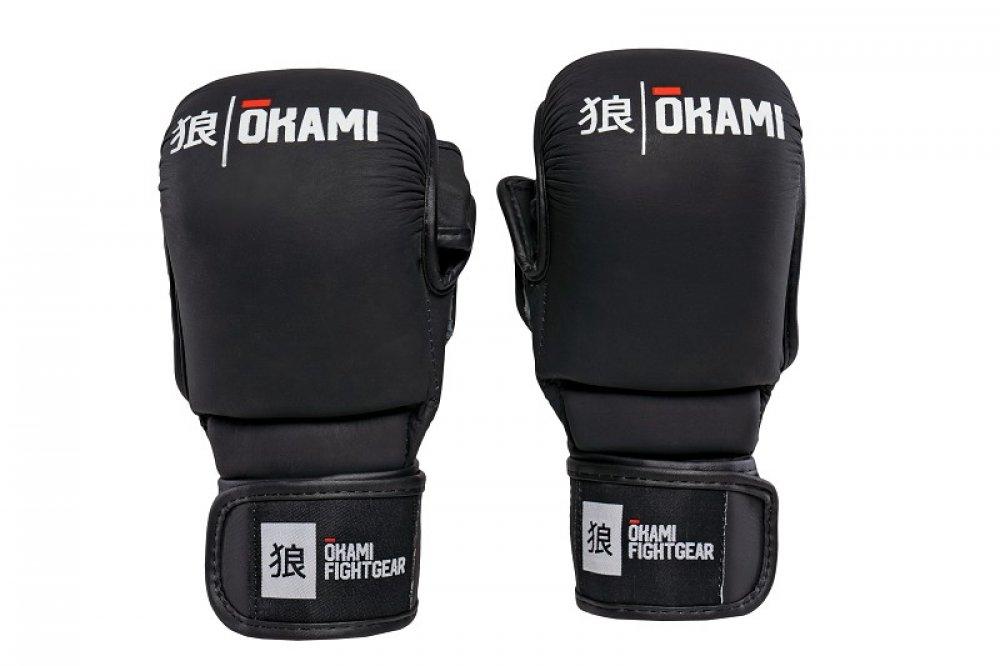 Okami Hi-Pro MMA Sparring Gloves Noir