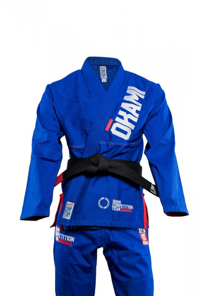 okami ladies ultralight Competition Team Gi blau