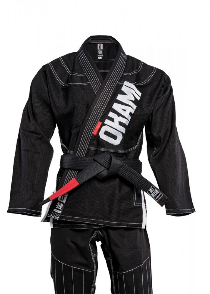 okami Competition Gi black