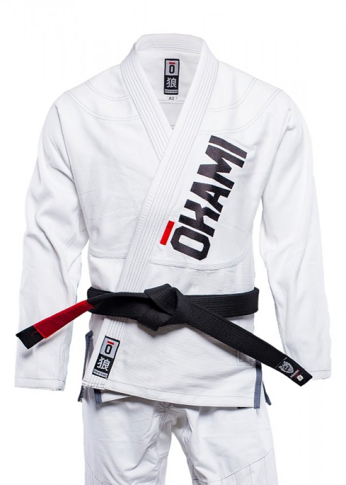 okami Competition Gi white