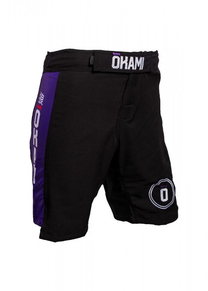 Okami Competition Fightshorts Purple