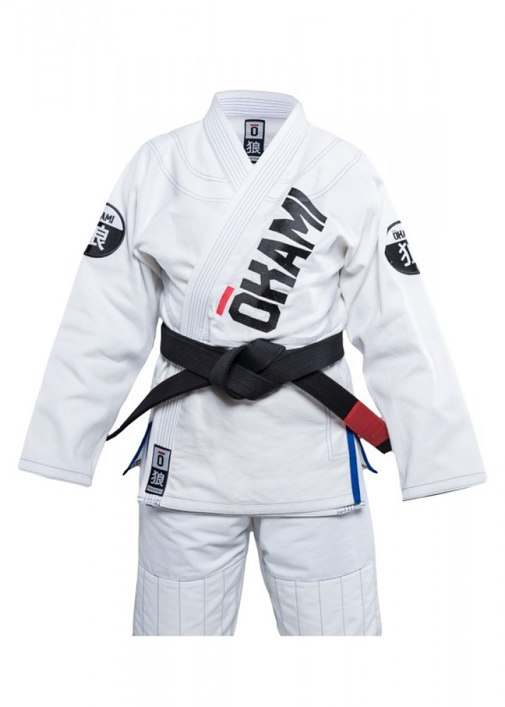 okami Ladies Competition Gi white