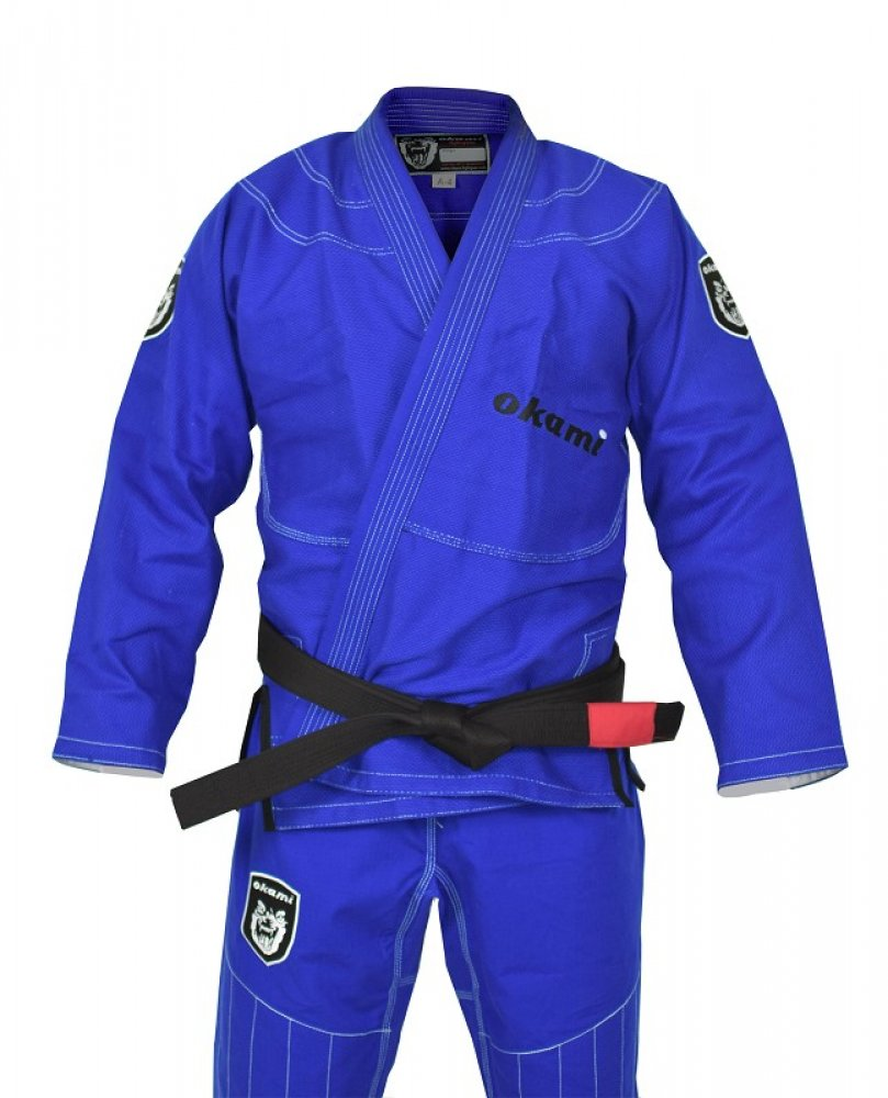 okami Gi Shield blue