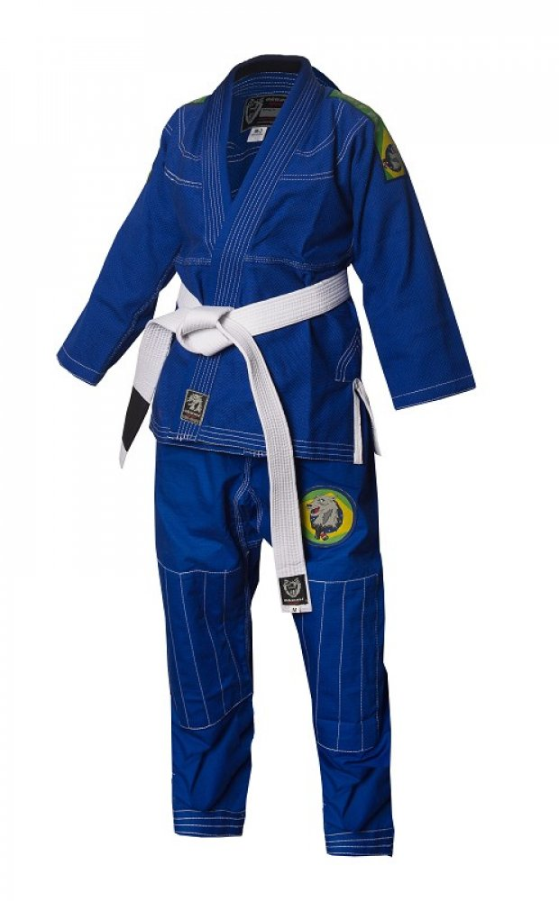 SALE Okami Kids Gi Wolf Pup 2.0- blue M0 or M3